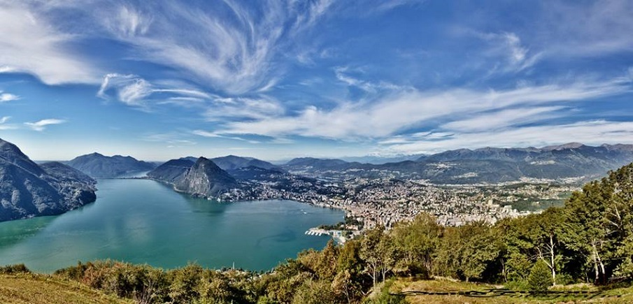 Lugano, Tessin, Switzerland