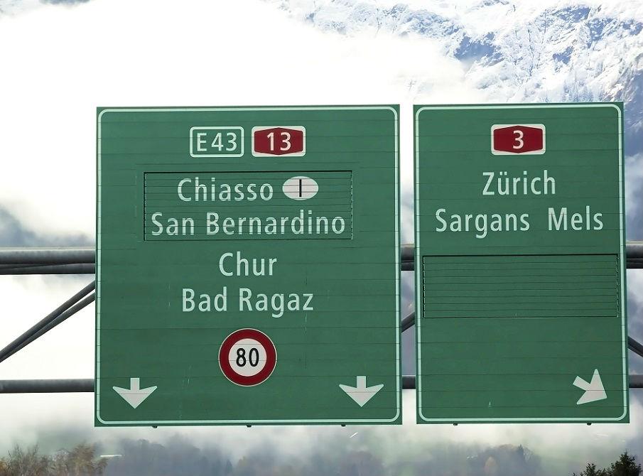Swiss signals by Adrian Frutiger