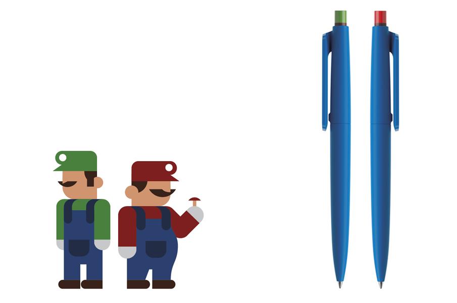 Heystudio Super Mario bros., Prodir DS9
