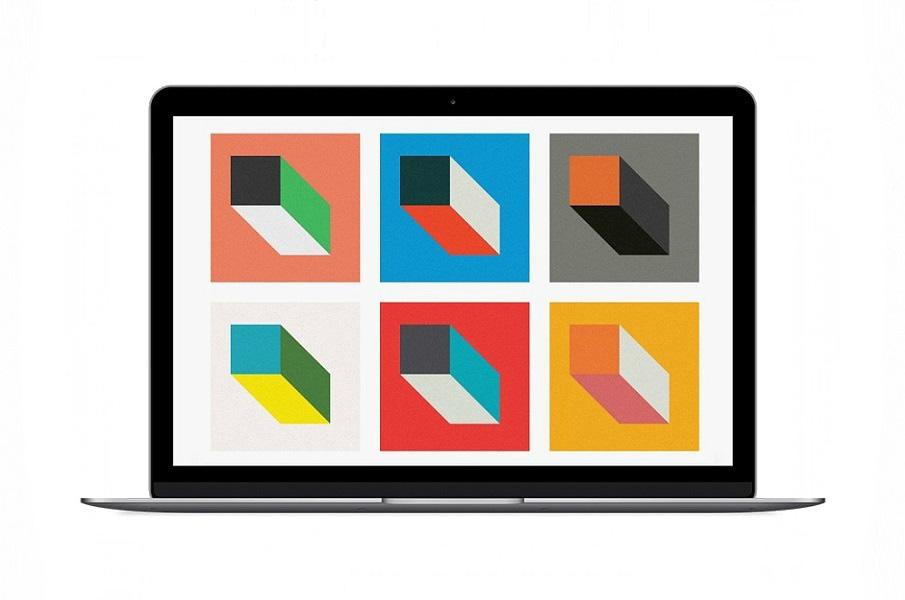 Swiss Style Colors Picker by Fabian Burghardt