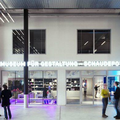 """Museum für Gestaltung, Zürich - Schaudepot - """"Please touch"""" exhibition"""