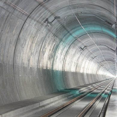 Gotthard longest base tunnel in the world - Prodir blog