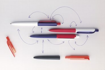 New pen configurator by Prodir