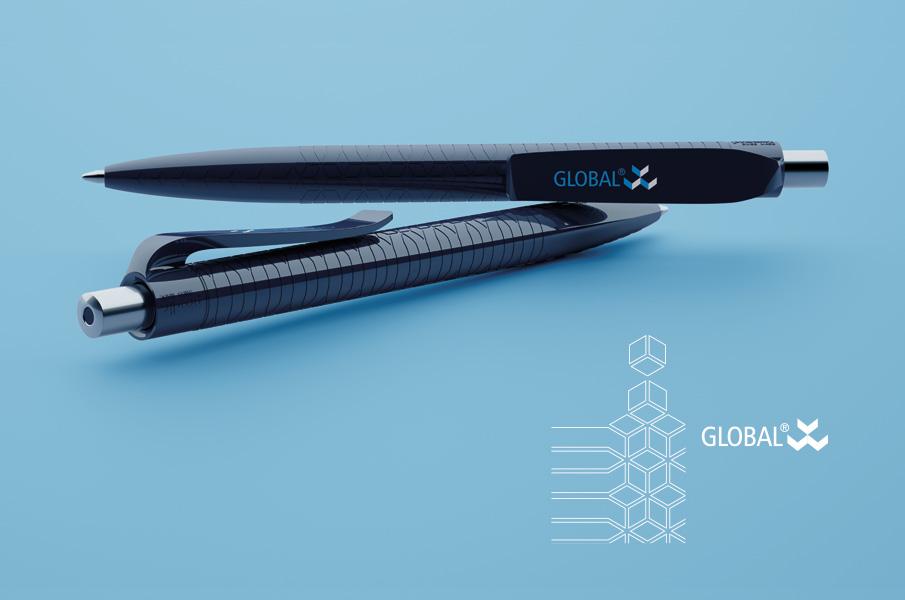 Prodir QS00 Personalised pattern pen